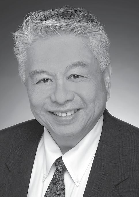 Portrait photo of Robert A. Chong