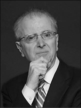 Portrait photo of Hon. Jonathan Lippman