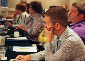 CBAA committee meeting attendees