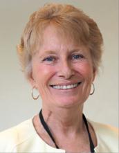 Portrait photo of Susan Gleeson