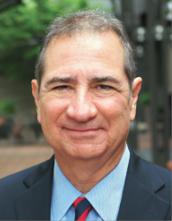 Portrait photo of Augustin Rivera, Jr.