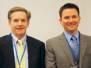 Photo of John Ranseen, Ph.D., Timothy Allen, Ph.D.
