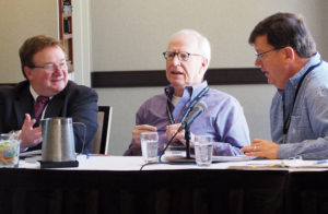 MPRE Drafting Committee members/panelists speaking