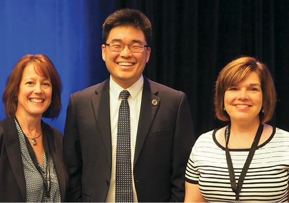 Photo taken at conference of Gicine Brignola (PA), Samuel Chang, Laura Graham