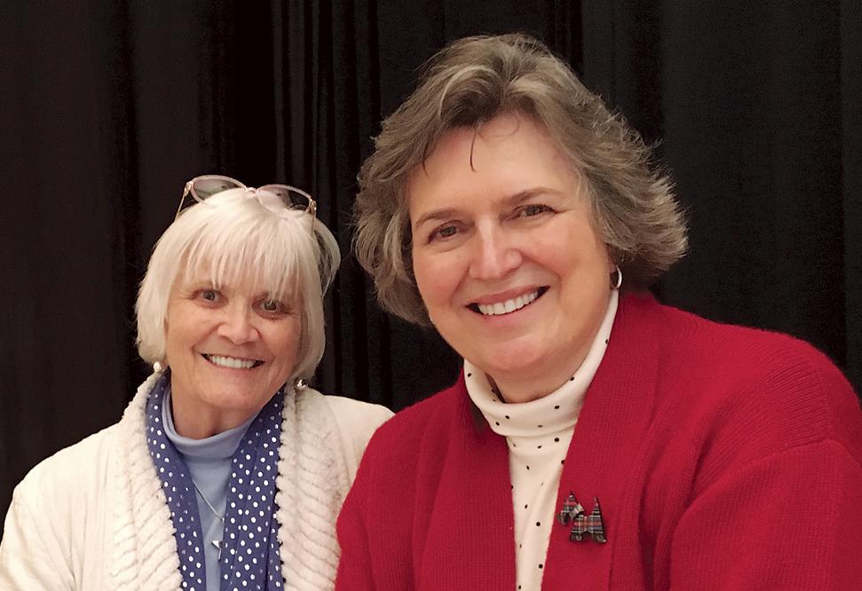 Photo taken Erica Moeser and Myra Andreassen