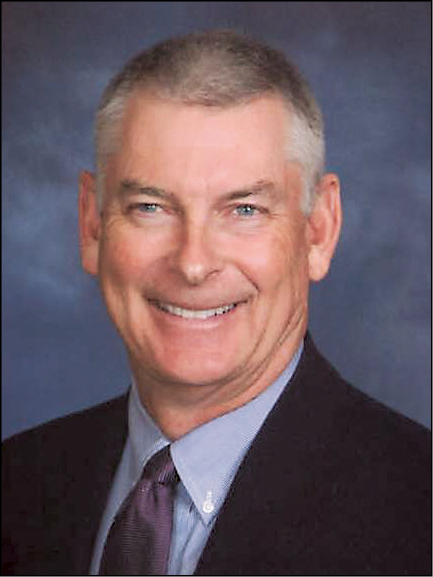 Portrait photo of Gregory C. Murphy