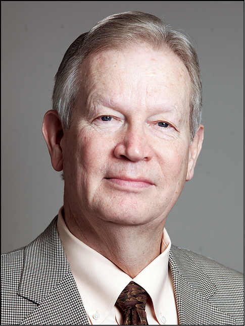Portrait photo of Robert L. Potts