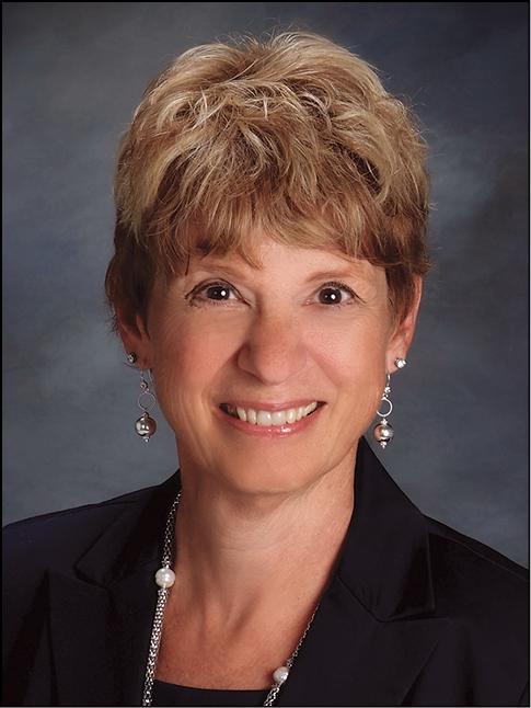 Portrait photo of Rebecca S. Thiem