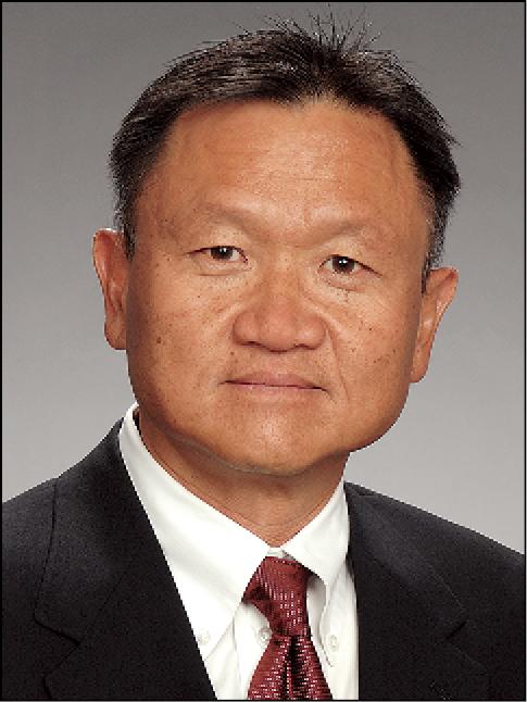 Portrait photo of Frederick Y. Yu