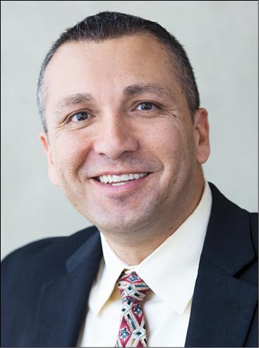 Portrait photo of OJ Salinas