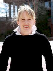 Portrait photo of Rebecca C. Flanagan
