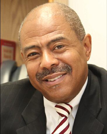 Portrait Photo of Bryan R. Williams