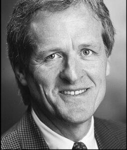 Portrait Photo of Alan Treleaven