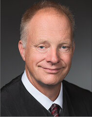 Portrait Photo of Justice G. Barry Anderson