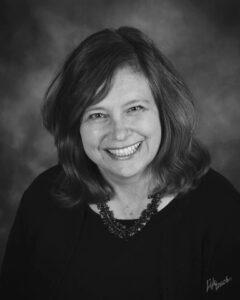 Portrait photo of Anne F. Zinkin
