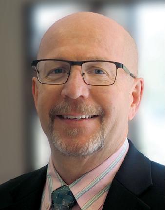 Portrait photo of Dr. Mark Raymond PhD