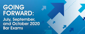 CLEO/NCBE Webinar: Going Forward: July, September, and October 2020 Bar Exams logo