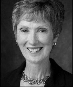 Portrait Photo of Diane F. Bosse