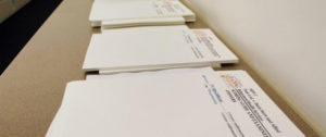 Photo of Testing Booklets