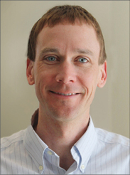 Portrait photo of Andy A. Mroch, PhD