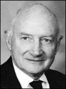 Portrait Photo of Richard J. Bartlett