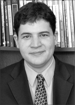 Portrait Photo of Benjamin J. Lovett, Ph.D.